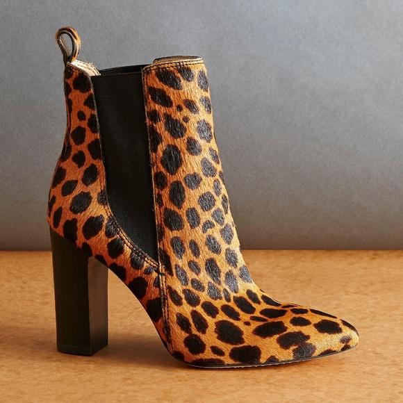 Vince Camuto Britsy2 Leopard Block Heel